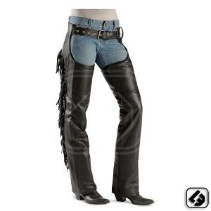 LEATHER CHAPS,